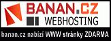 Banan webhosting